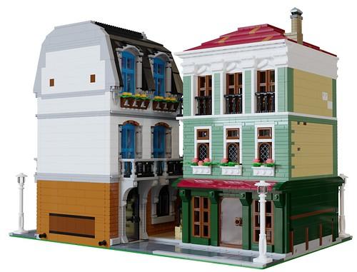 Alternative facade