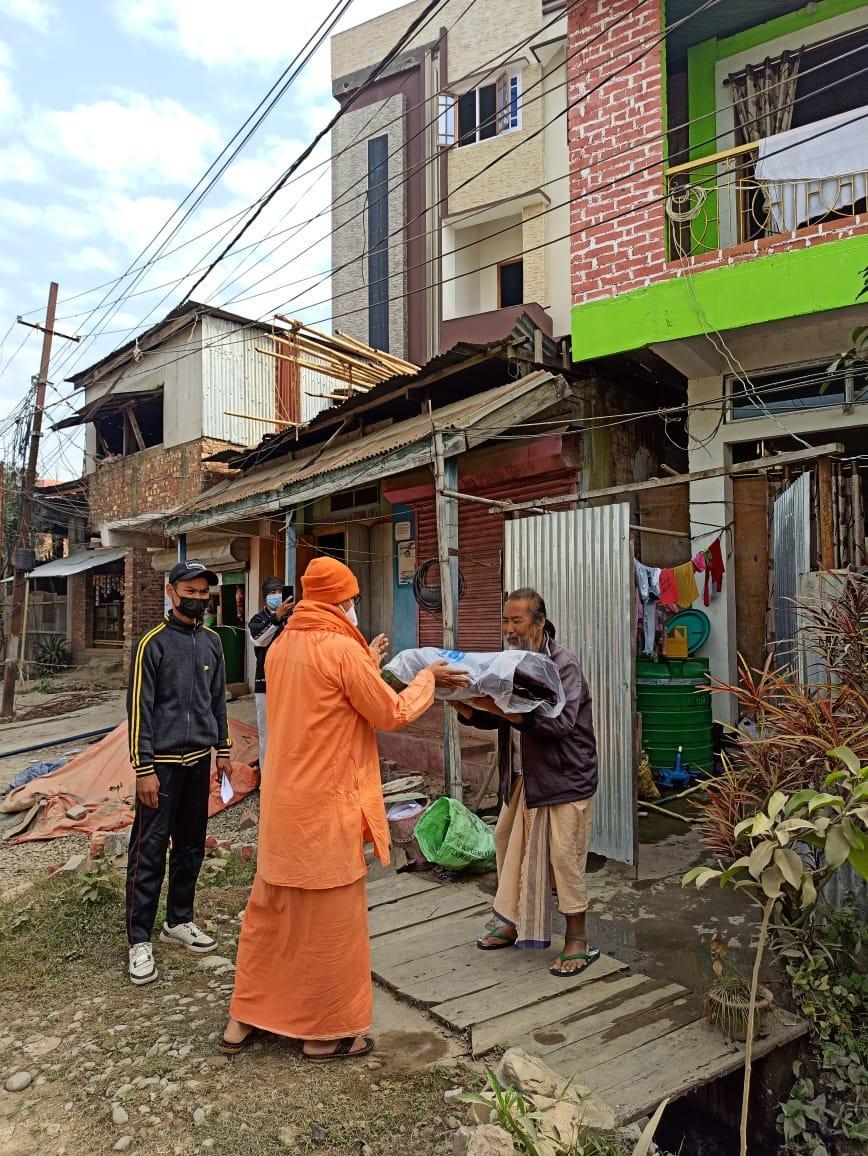 Uripok Winter Relief Poor & Elderly 28.11.2020 (2)