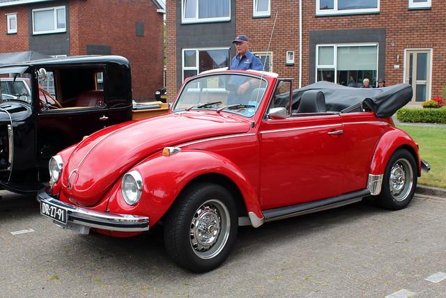 1970 Volkswagen 1302 LS convertible