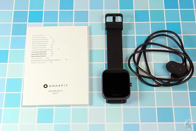 Amazfit Bip U 智慧手錶