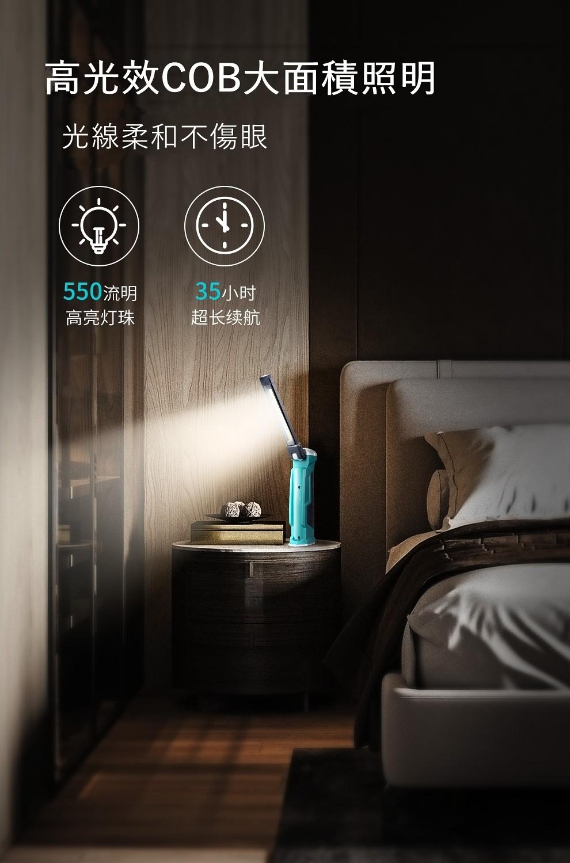 KLARUS WL1 工作燈 露營燈 與德國 Ledlenser iw5r 相似 -2