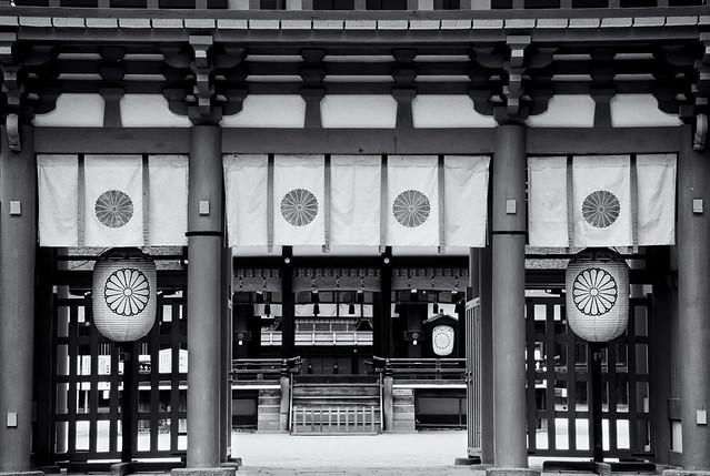 Shimogamo (下鴨神社)