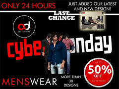! A&D Clothing ~ Cyber Monday 2020