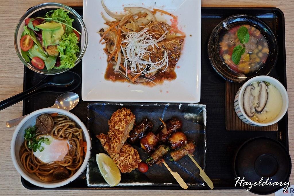 Ichiban Boshi-Rosemary Nitzuke Maguro Steak Gozen