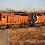 CP 5976 and 6068 (SD40-2s)