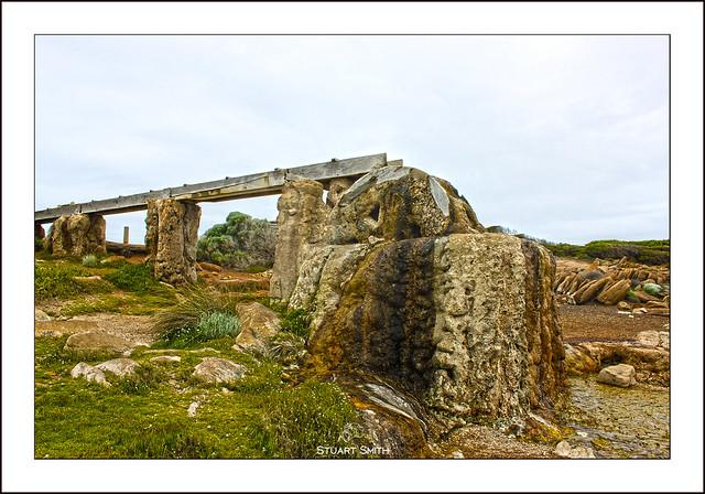 Water Wheel, Leeuwin Road, Quarry Bay, Cape Leeuwin, Western Australia