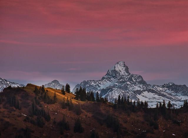 Mountain & Light -