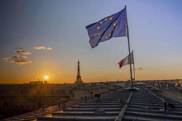 Toit du Quai d'Orsay