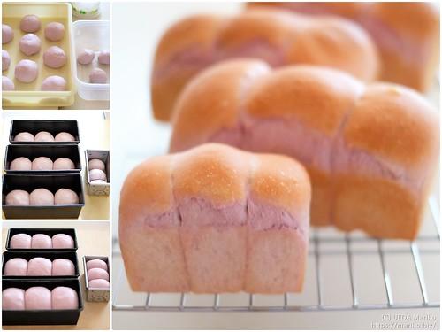 ホシノ酵母紫芋食パン 20201127-page