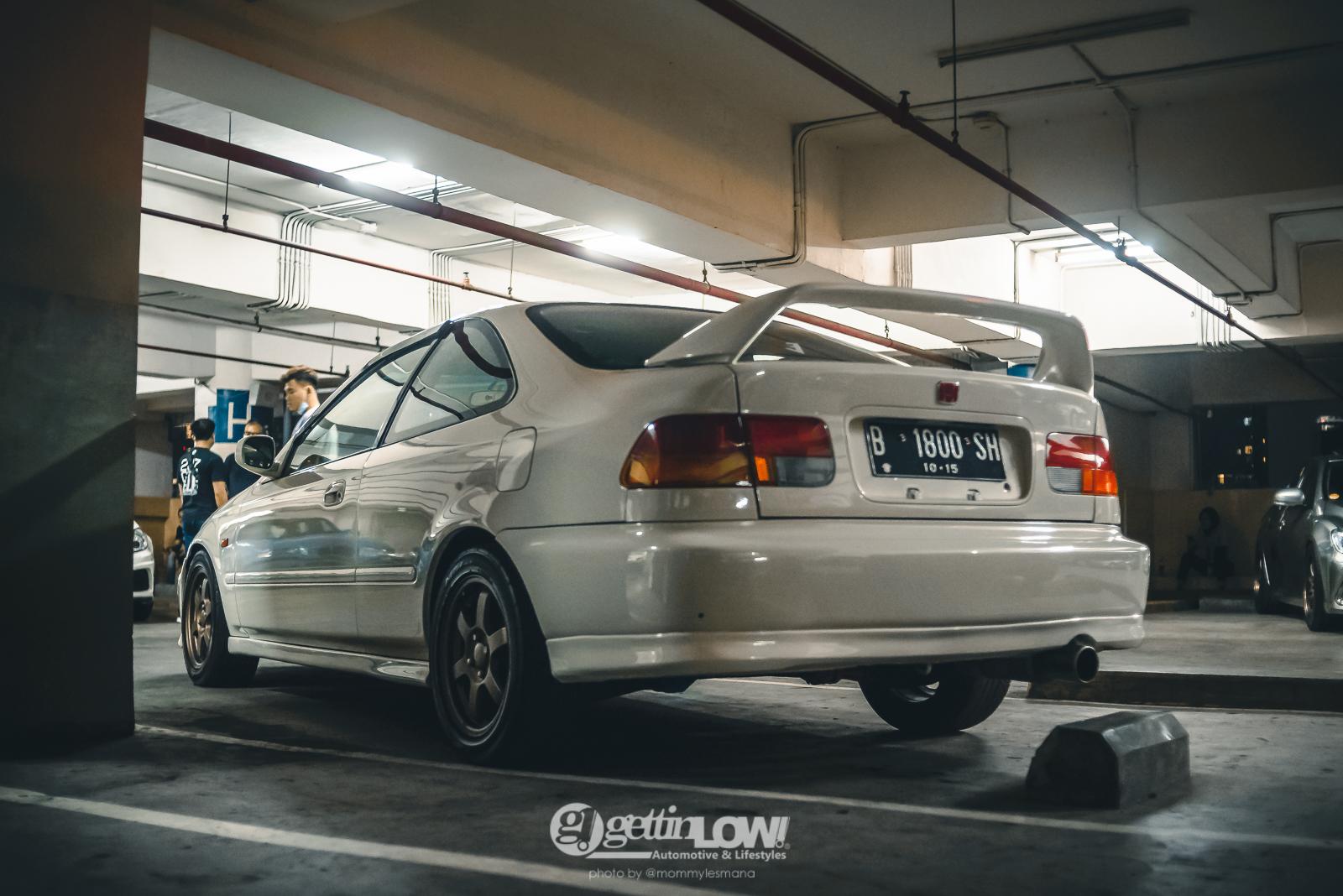 Honda Civic EM1 1990