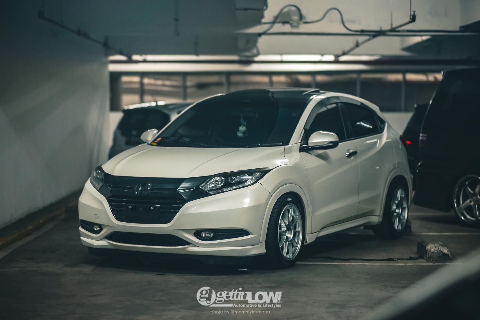 Honda HRV Prestige
