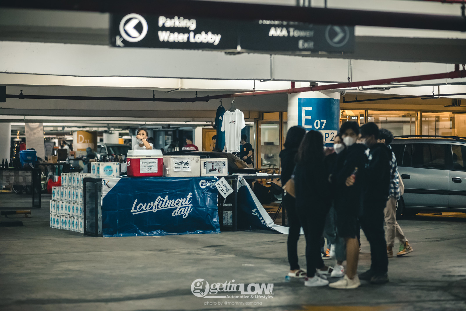 Lowfitment Day XV Day Two