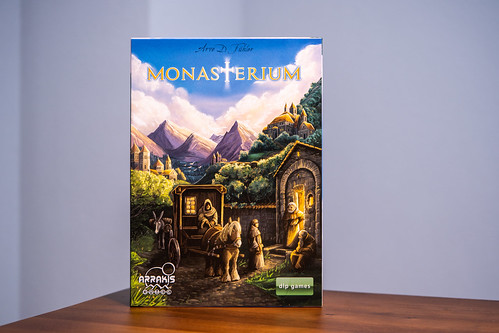 Monasterium | by Doctor Meeple