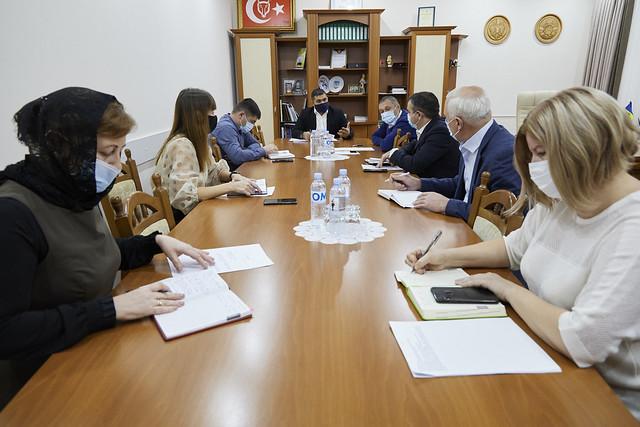 Первое заседание оргкомитета по 23 декабря