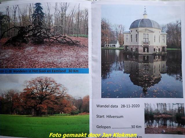 2020-11-28 Het Gooi & Eemland  30 Km (110)