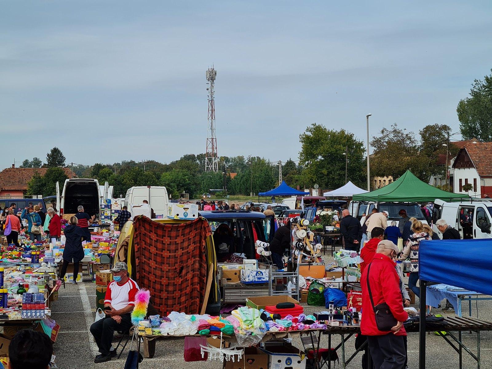 Örökre bezárhat a Cserepes sori piac