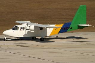 HI-653CA. Islander. Caribair. SDQ.
