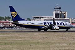 EI-FIV 737-8AS Ryanair  Barajas 19-05-17