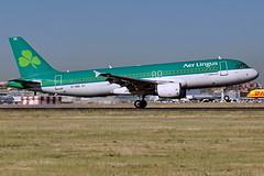 EI-DEE A320-214 Aer Lingus  Barajas 19-05-17