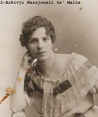 1922 Passport Photo