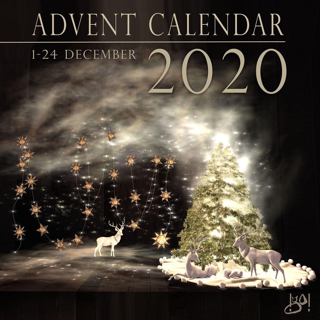 !gO! Advent Calendar 2020