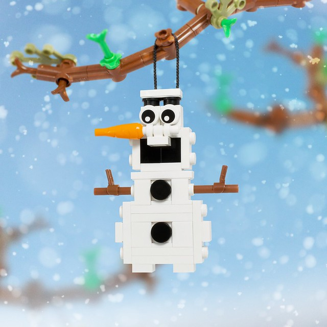 Olaf - A Christmas Ornament