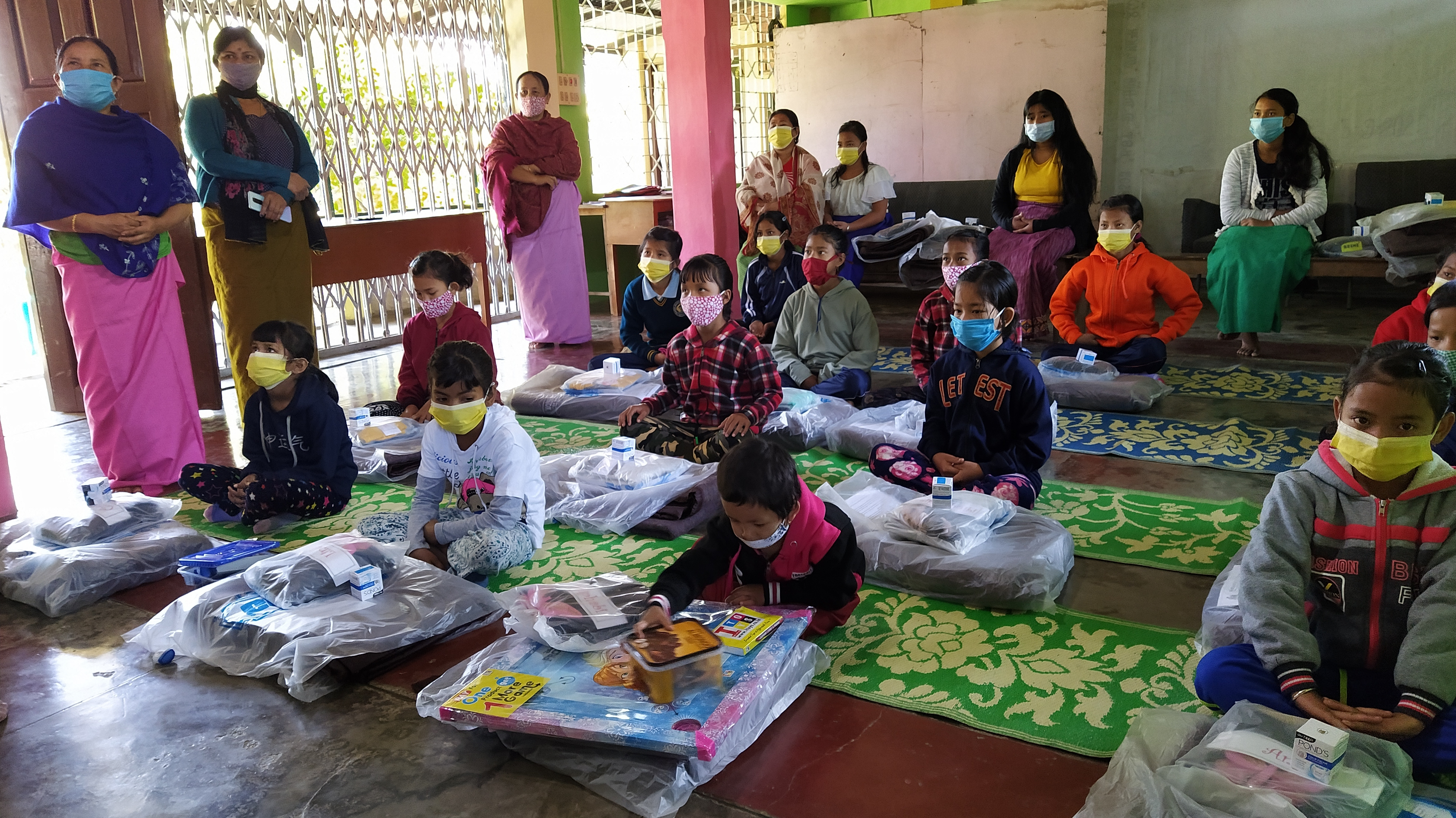 Poirei Nawakon Winter Relief 25.11.2020 (16)