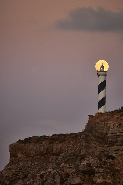 Mágica esa luna
