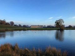 Upper Pond Petworth Park
