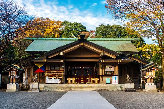Harajuku Togo Shrine : 原宿 東郷神社