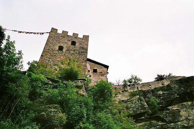 Schloss Juval - Messner Mountain Museum JUVAL, Südtirol