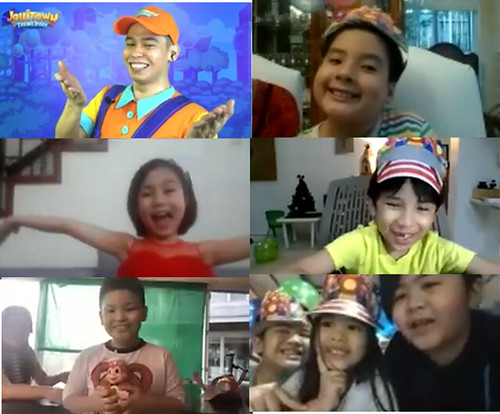 Jollibee Virtual Party with Nate Alcasid 1