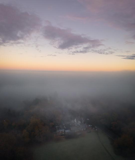 Keston Mist