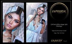 EUPHORIA Shapes -  CASSIDY Shape ( CATWA HDPRO MajerSoft )
