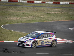 Toni Ariete - Victor Buades Ford Fiesta R5 MkII