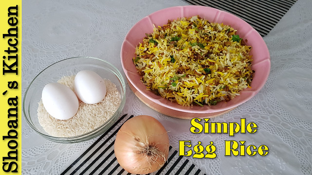 Only 3 Ingredients - Prepare a Good Lunch or Dinner By Shobana`s Kitchen