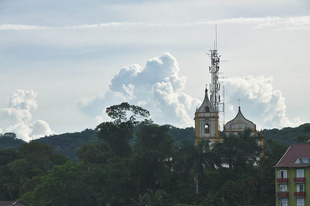 Torens in Antonina