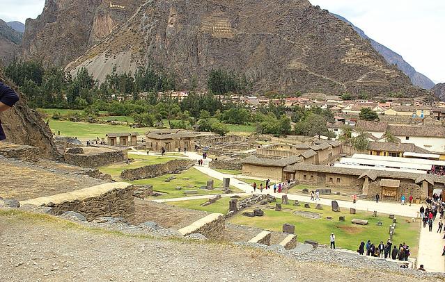 Ollantaytambo Prov. Urubamba Dip. Cusco Perù