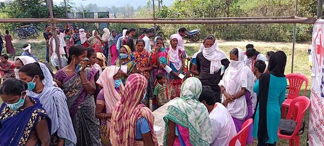 GC Med Camp Chattisgarh
