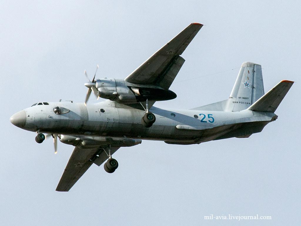 An-26 25 BLUE