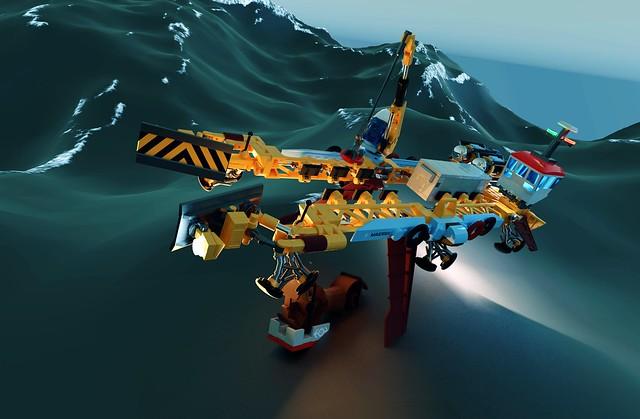 NoVVember 2020 Viper 12: Nagravondt Sea Skimmer