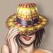 Golden hat