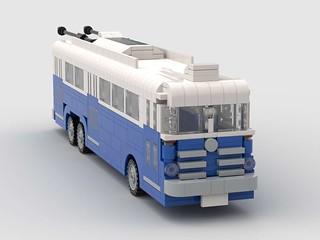 Vertran Berliet EMT Trolley