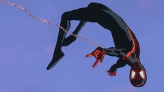 Spider-man Miles Morales -  Let's animate things up!