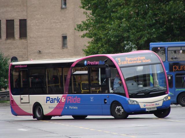 Preston Bus 8 PN08SVU