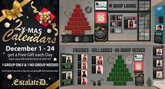 X-mas Calendars!