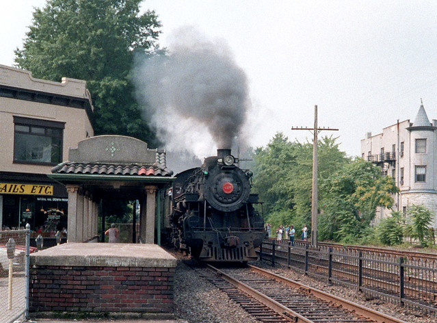 Erie Limited at Ridgewood
