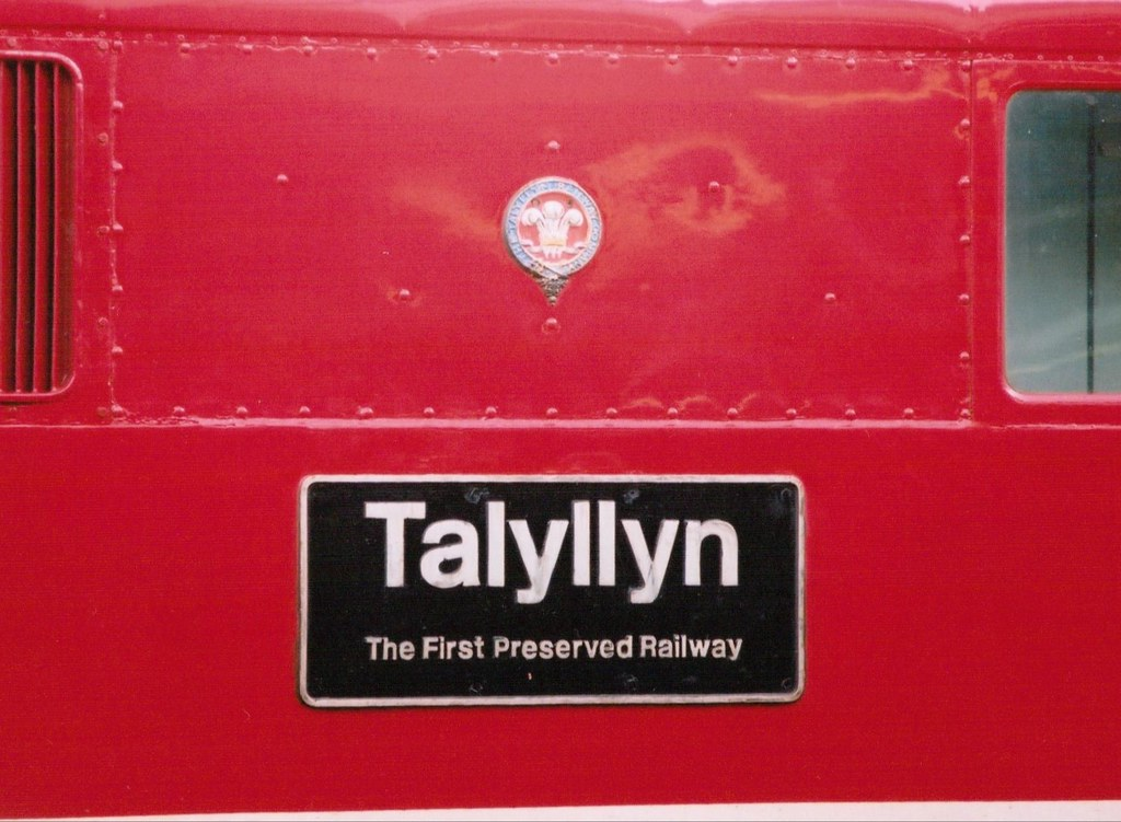 86258 'TALYLLYN-THE FIRST PRESERVED RAILWAY' 20.4.01