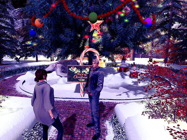 Kingdom Of Mag Mell Winter Wonderland - Seasons Greetings