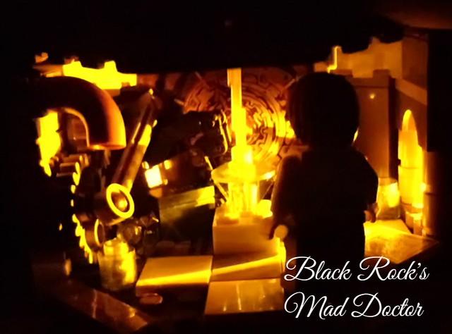 Black Rock's Mad Doctor